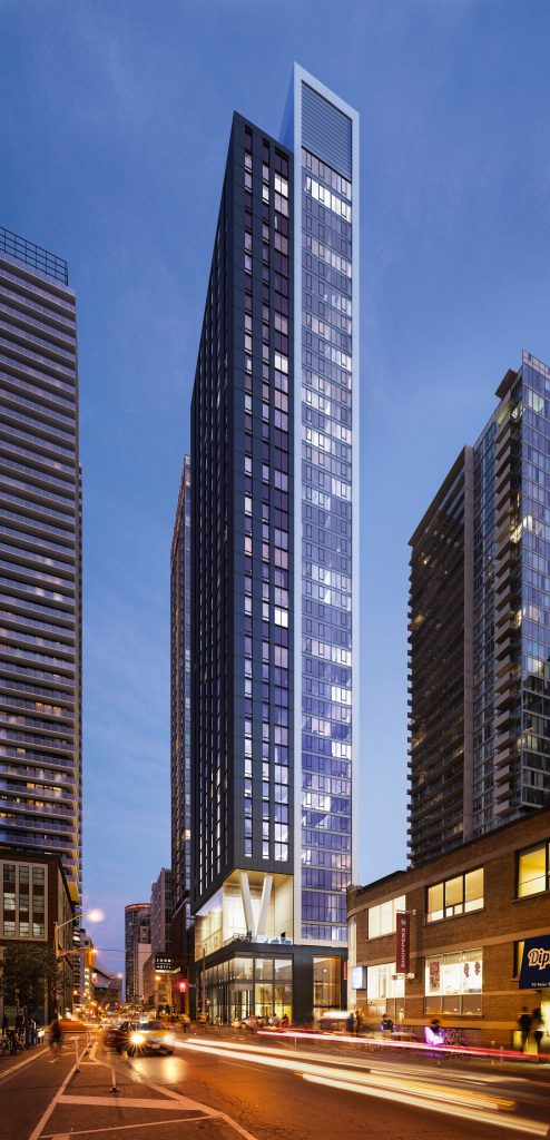 357 king west-new entertainment district condos