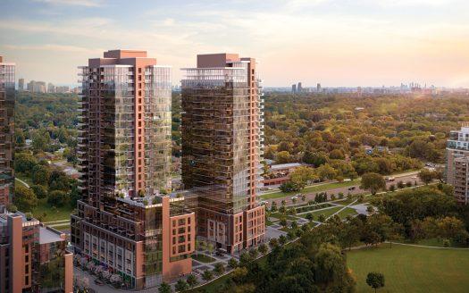 notting hill condominiums-new condos etobicoke - 4000 eglinton ave west