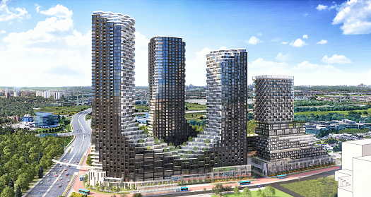 Panda Markham Towers