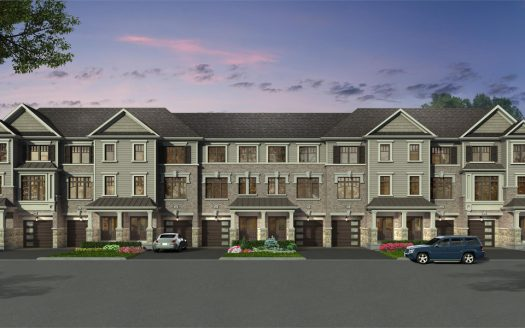 appleview towns-new bowmanville homes