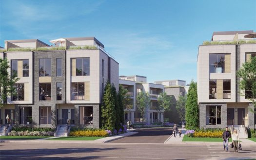 clonmore urban towns-new birch cliff townhomes