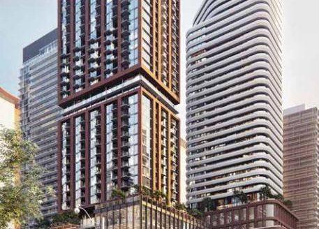 Riocan Hall Redevelopment Condos