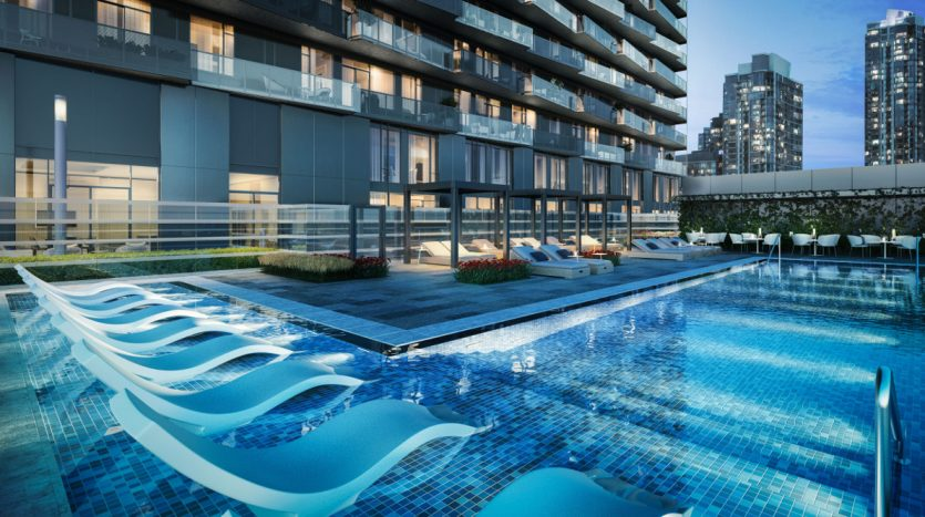 the well condos pool