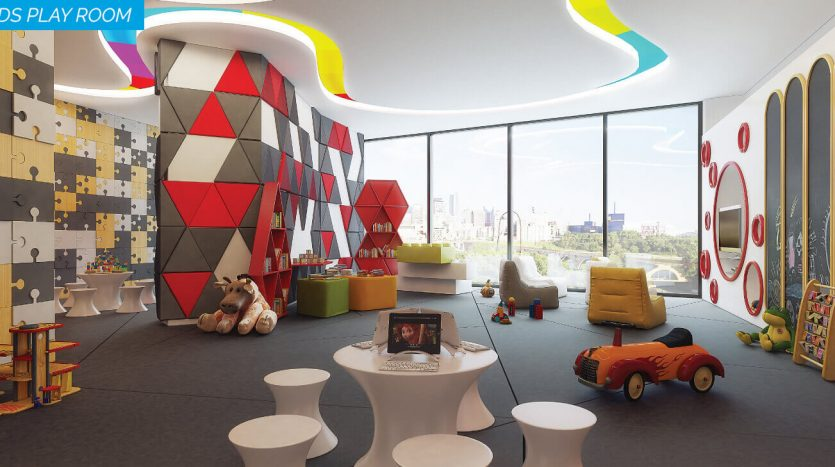 playground condos play room