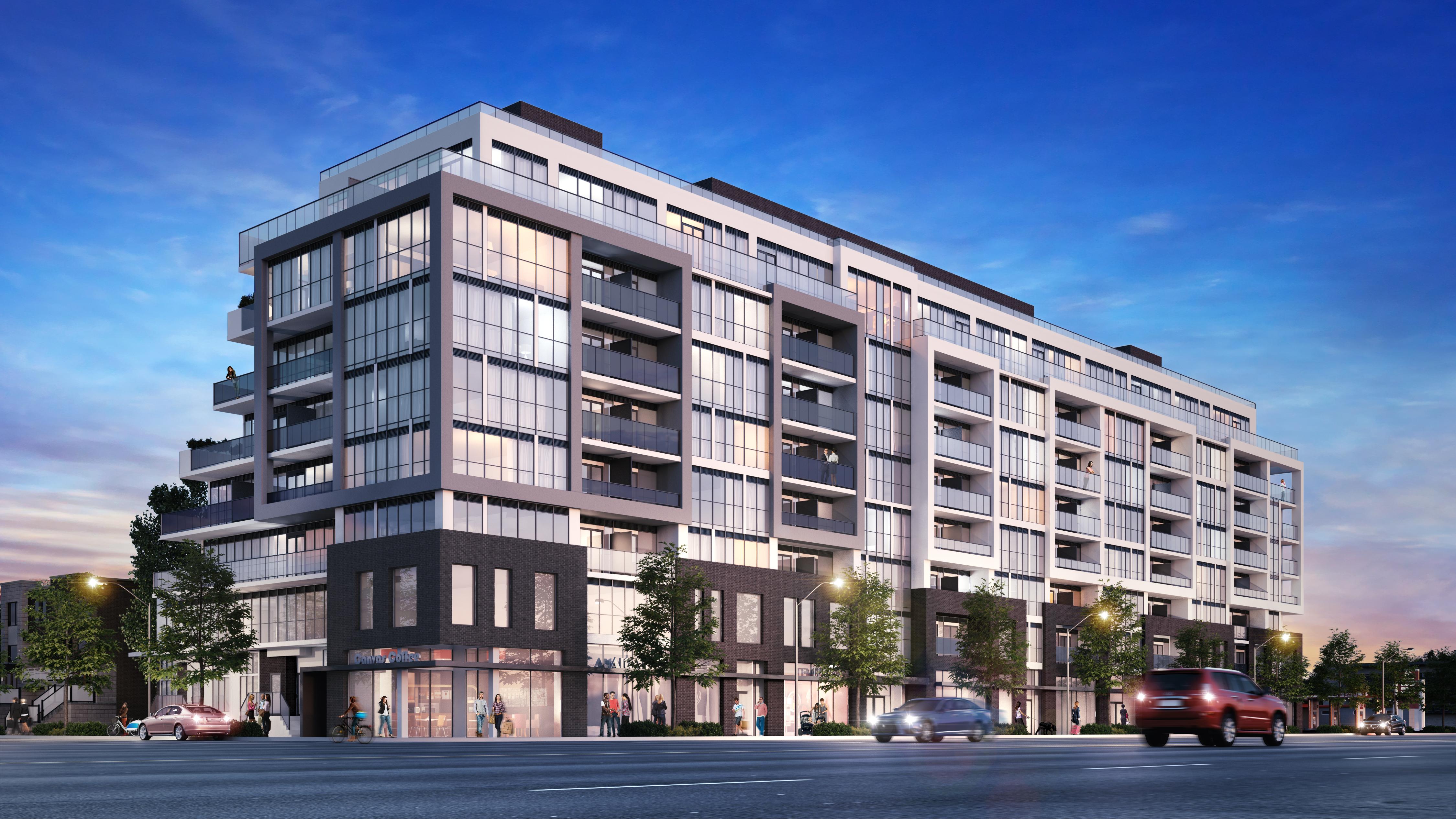 canvas condominiums