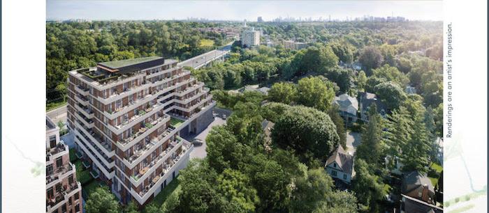 Kingsway Crescent Condos-aerial view-kingsway condos