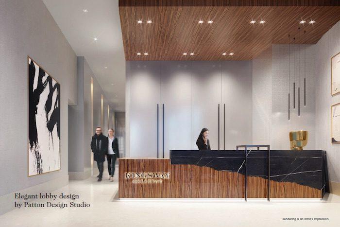 Kingsway Crescent-lobby