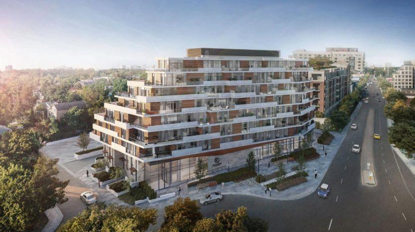 Kingsway Crescent Condos rendering