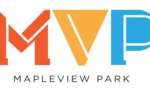 MVP mapleview park logo