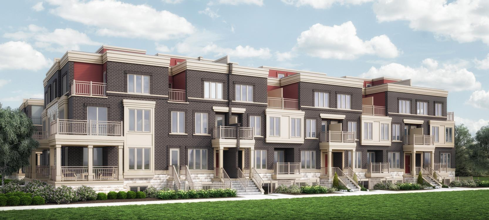 Minto Longbranch Townhomes Rendering3