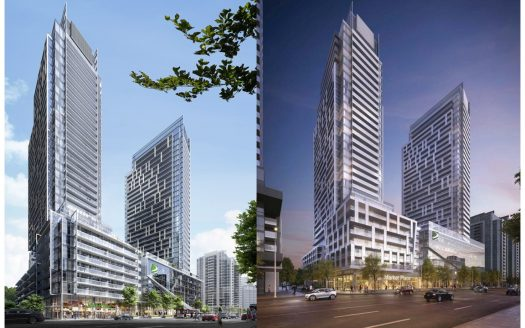 m2m condominiums rendering