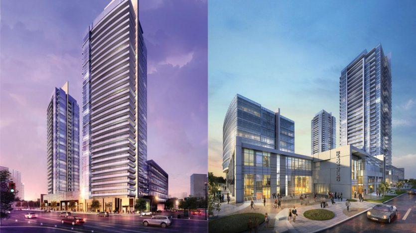 centro square condominium