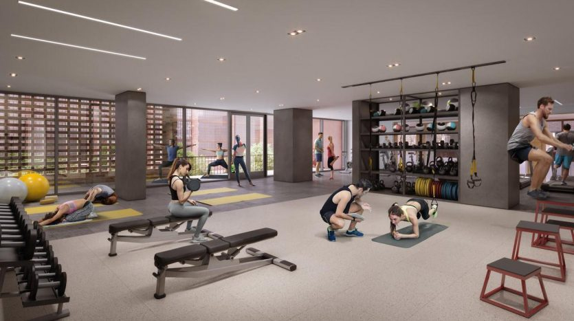 canary block fitness centre