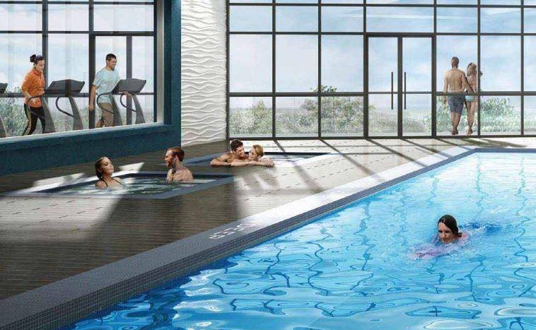 cove at waterways indoor pool