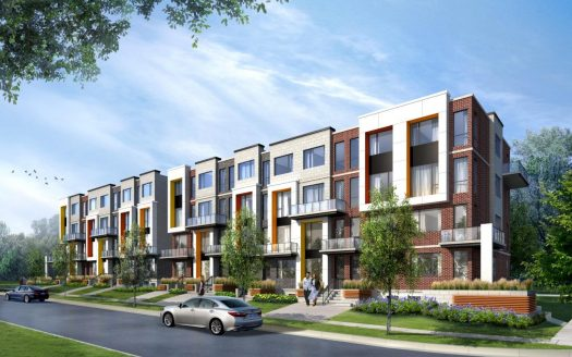 downsview park luxury towns