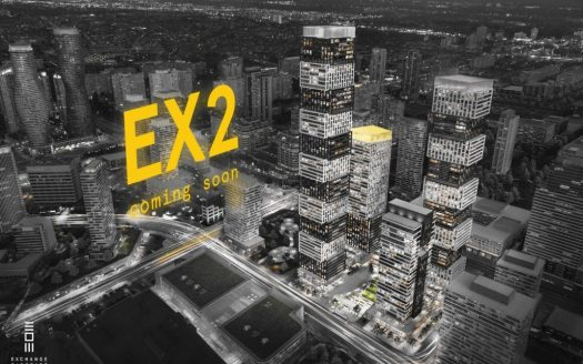 Exchange District 2-new mississauga city centre condos