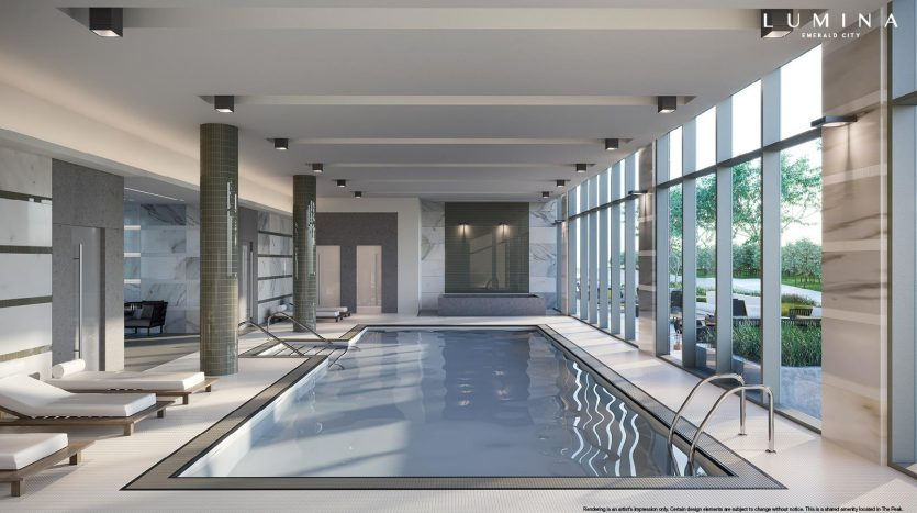 lumina condos pool