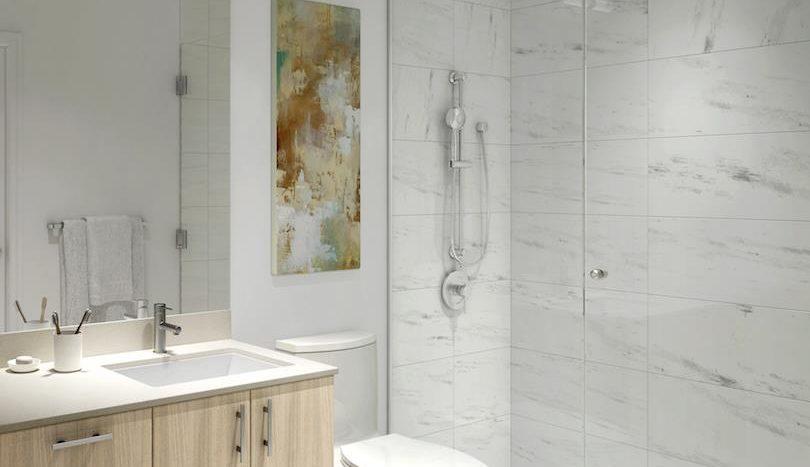 m2m condos bathroom