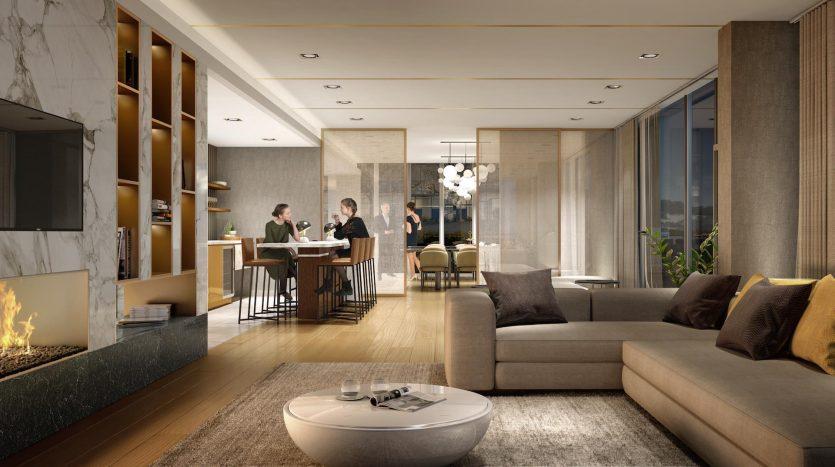m2m condos lounge