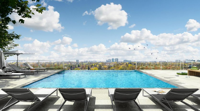 m2m condos outdoor pool