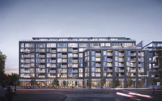 queensway park condos rendering