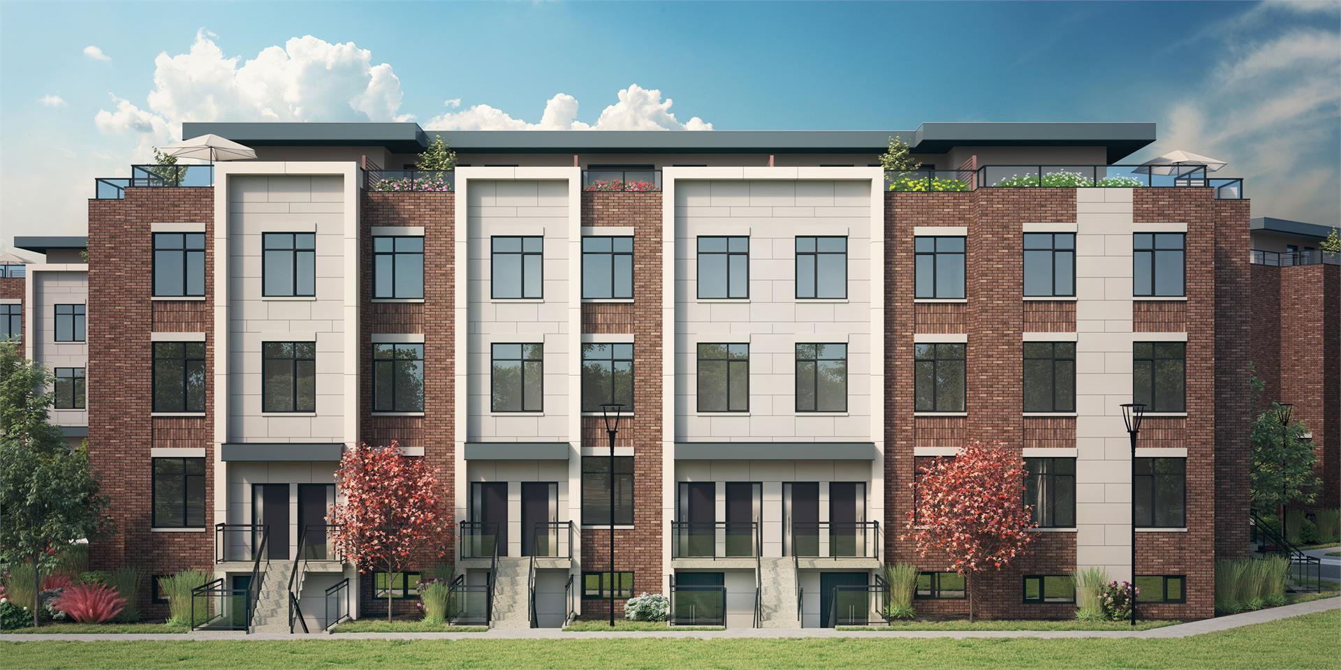 strude townhomes