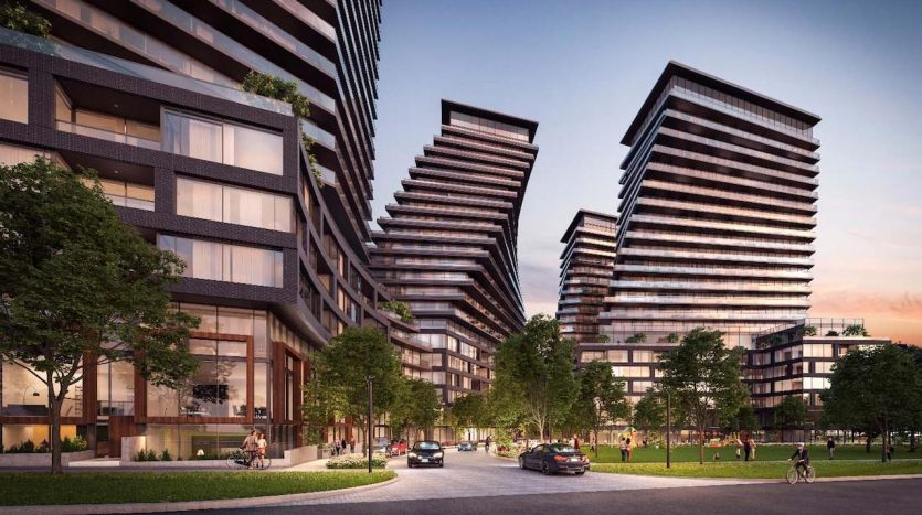 900 East Mall Condos in Etobicoke