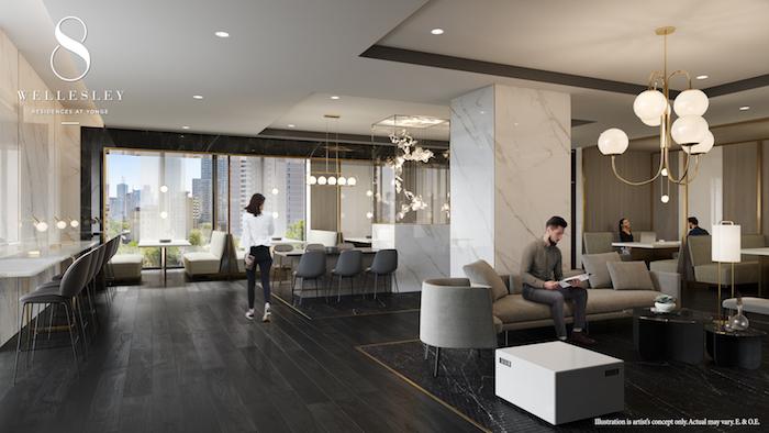 8 Wellesley - Co-Working Space