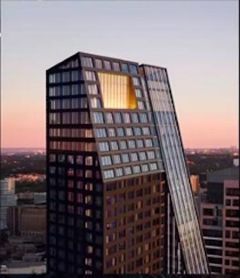 8 Wellesley - top floors