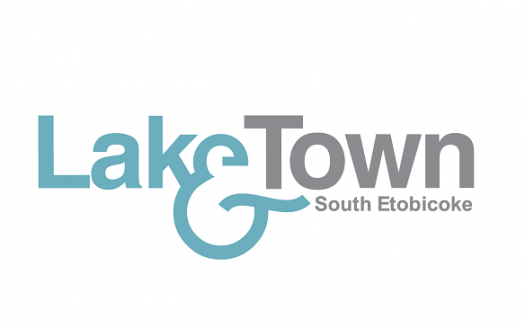 Lake & Town Homes - Logo