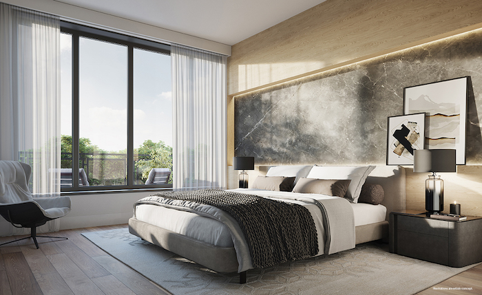 Forest Hill Private Residences - bedroom