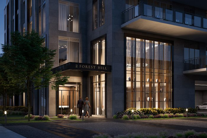 Forest Hill Private Residences - Street view