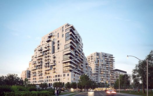 new leslieville condos-hero view