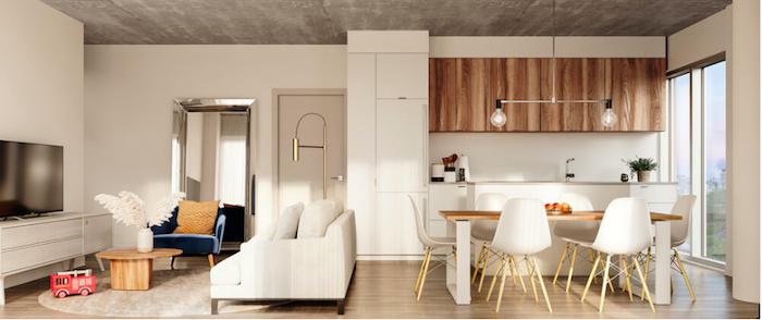 Reina Condos-suite interior