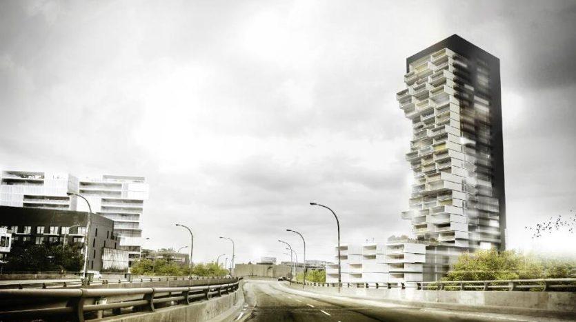 river city condo 3 rendering
