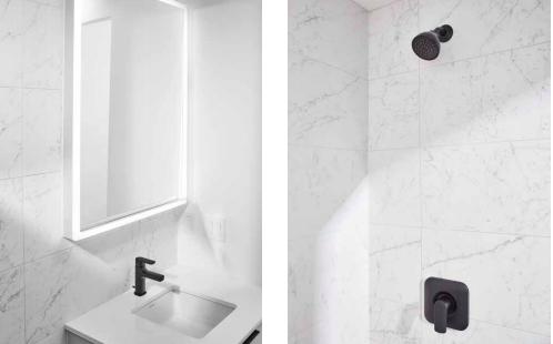 Burke Condos-bathroom fixtures