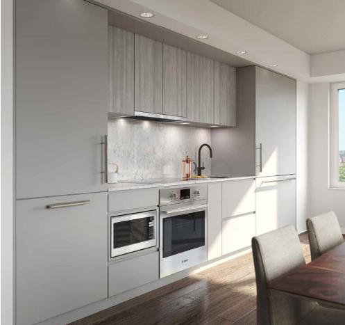 new upper jarvis condos-kitchen 2