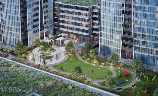 Promenade Park Tower - Phase 2 - Park