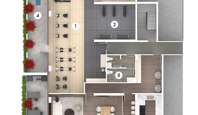 181 east-second floor amenities