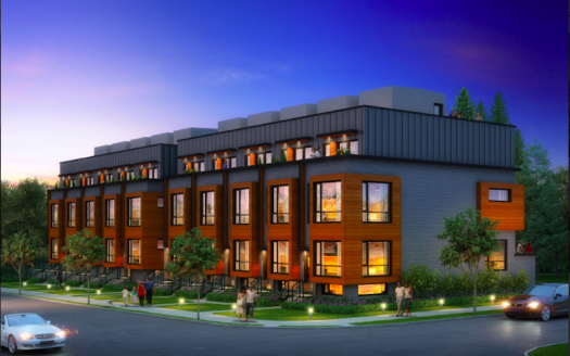 Wenderly Park Towns-new north york townhomes