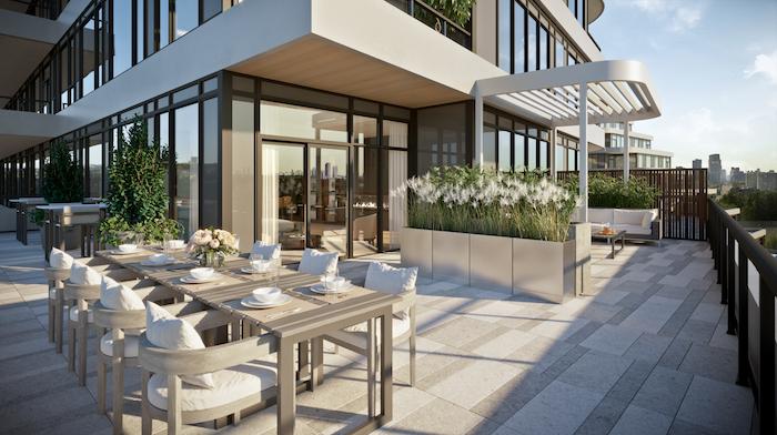8188 Yonge-6th floor terrace