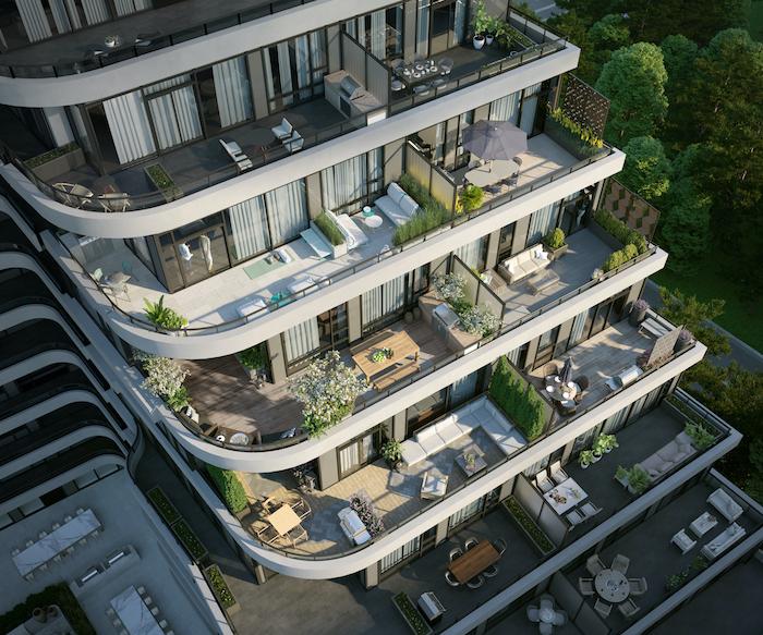 8188 yonge-tiered balcony