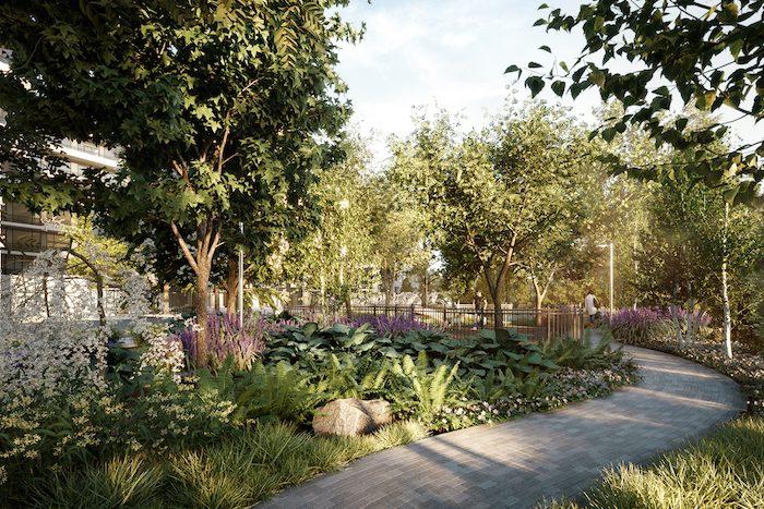 8188 yonge-outdoor walkway