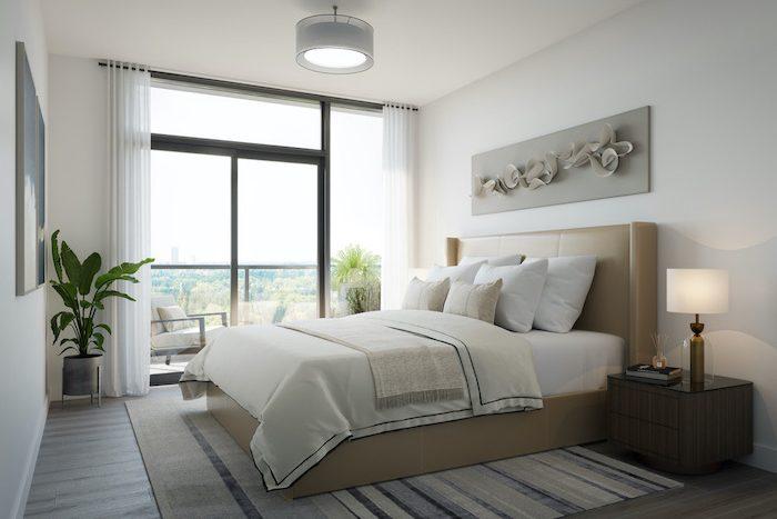 8188 Yonge-bedroom