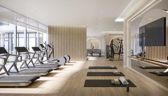 8188 Yonge-fitness centre