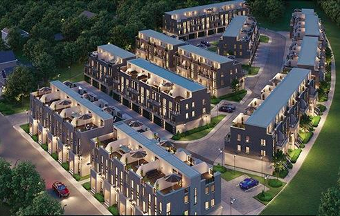 boss luxury towns-new richmond hill townhomes