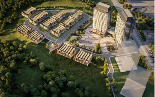 sxsw ravine towns-new woodbridge townhomes