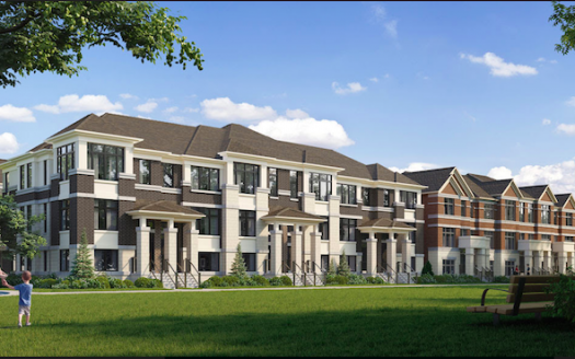 ivylea towns-new townhomes richmond hill