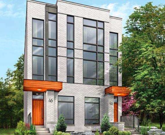 St Clair Village - new earlscourt homes