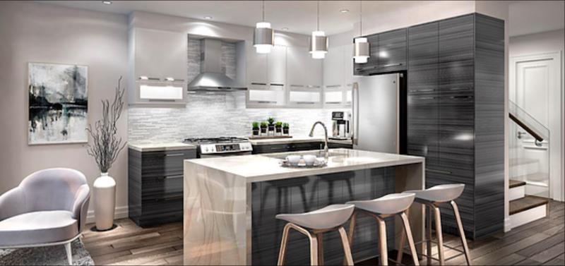 new earlscourt homes - kitchen